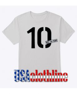 10 Flame T-shirt