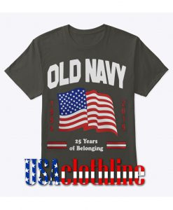 4th of july old navy t-shirt