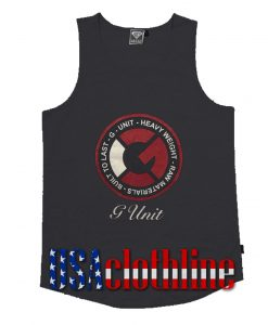 50 Cent G Unit Tank Top