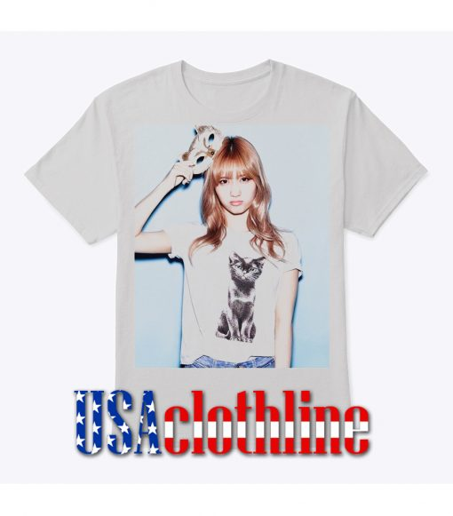 momo twice kpop t-shirt