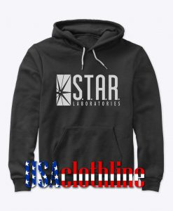 star labs tv series hoodie