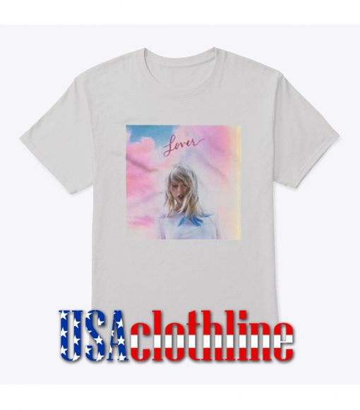 Taylor Swift Lover Album T-Shirt