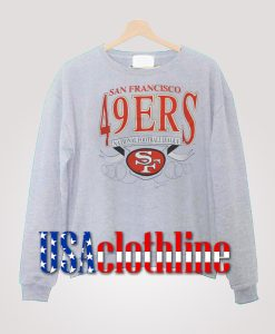49ers san francisco Sweatshirt
