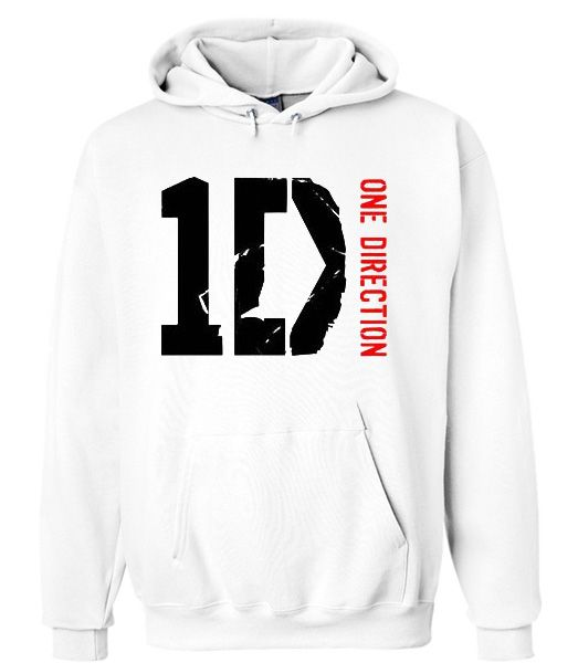 1D One Direction Hoodie AD