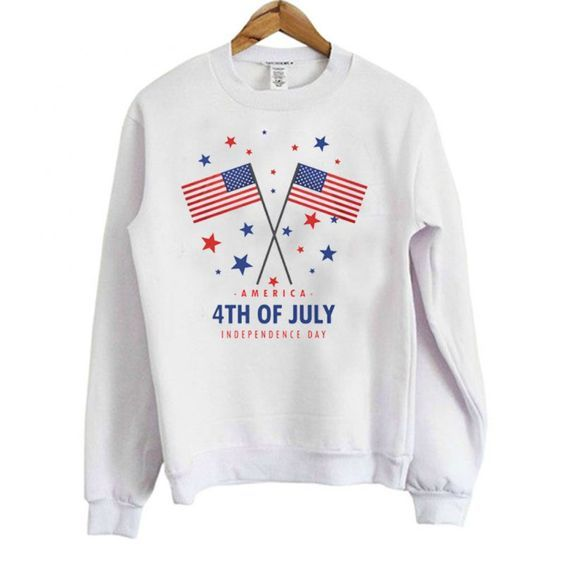 4th Of July Independence Day Sweatshirt ZX03